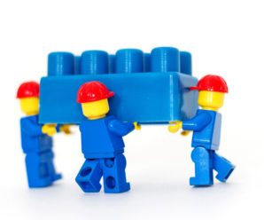 HYDROGEL LEGO BLOCKS STICK TOGETHER FOR MICROFLUIDICS